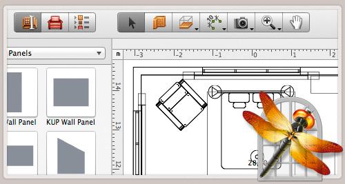 Где програмку по дизайну