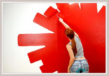 мелкий ремонт кваритиры (поклейка обоев, покраска потолка, ремонт откосов)