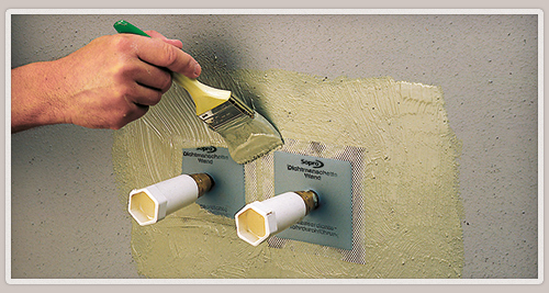 Гидроизоляция пола в квартире мапей мастика для обтягивания тортов рецепт