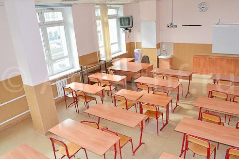 Как сделать ремонт в классе своими силами? 59